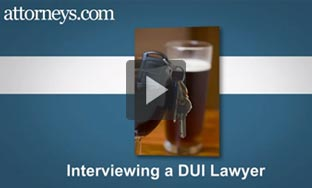 Click here for our DUI/DWI video.